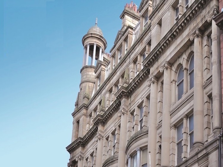 Exchange Building, Liverpool - Exterior 2 | Benoit Properties