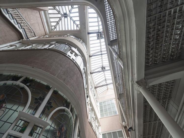 Exchange Building, Liverpool - Exterior 2   Benoit Properties
